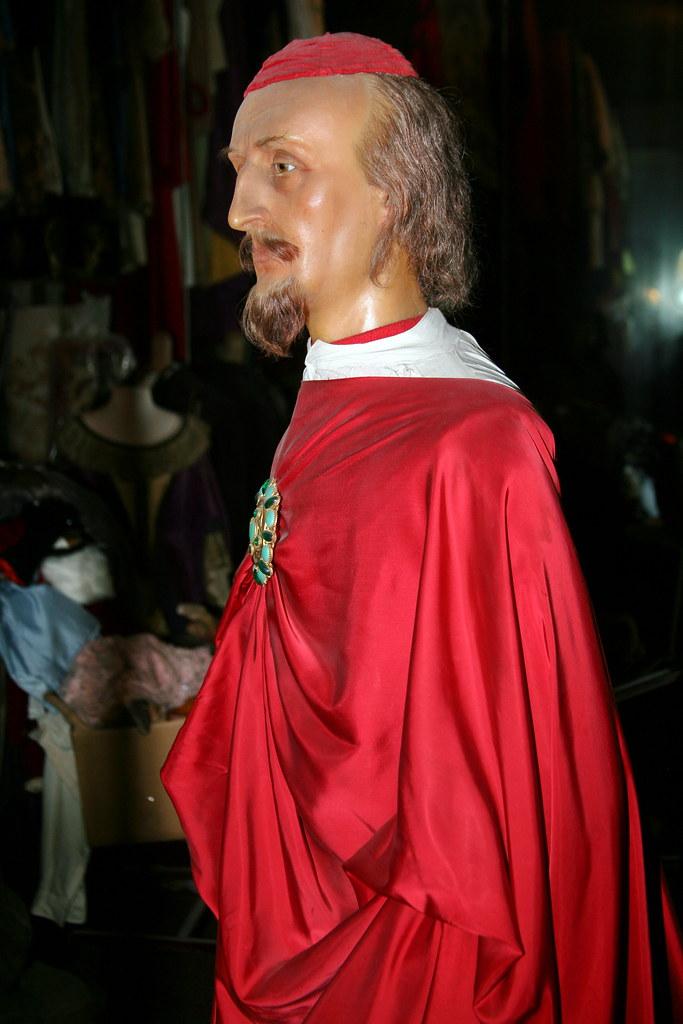 Cardinal Richelieu Armand Jean Du Plessis De Richelieu