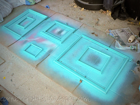 Teal Turquoise Picture Frames Dr Seuss Birthday Party Flickr