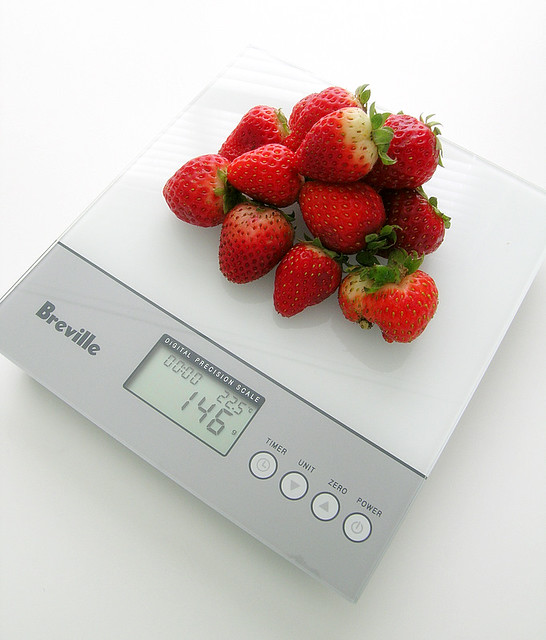 My First Ever Digital Kitchen Scale Tired Of My Old
