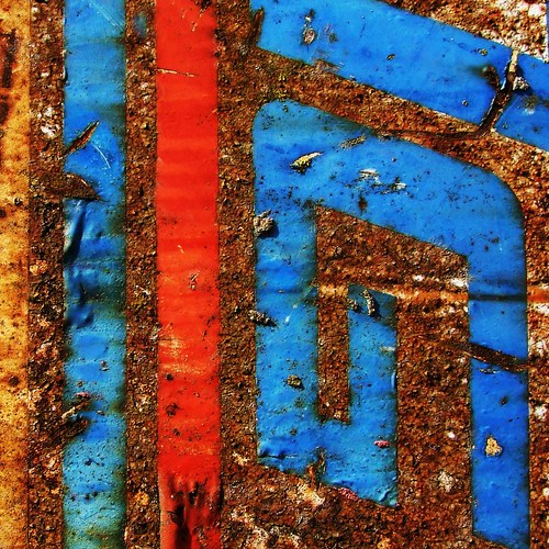 Rust letters | by tina negus
