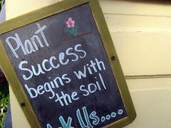 Success Begins with Soil | by John Drake Flickr