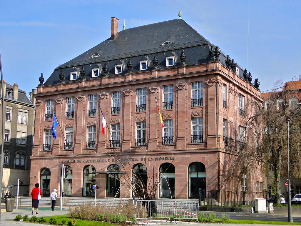 Chambre de commerce et d 39 industrie de la moselle - Chambre de commerce et d industrie de la rochelle ...