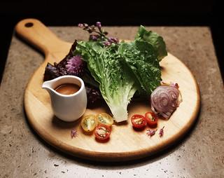 Trellis Restaurant Two Hour Salad | Two Hour salad made ...