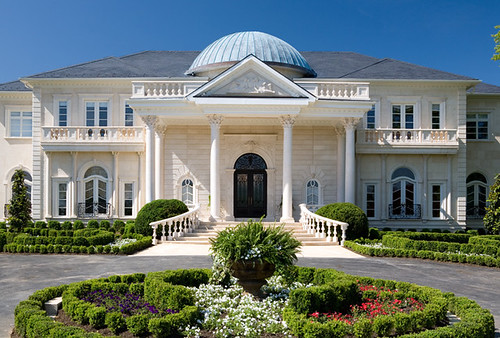 upscale interior design | Luxury Home Builder, Exterior