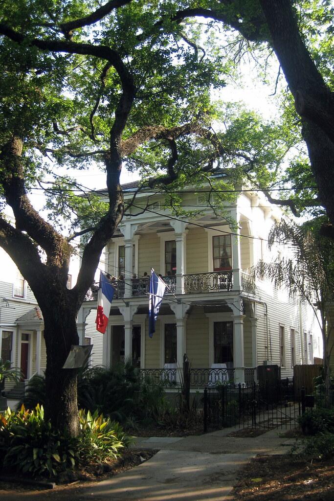New Orleans Esplanade Ridge Degas House The Edgar Degas Flickr