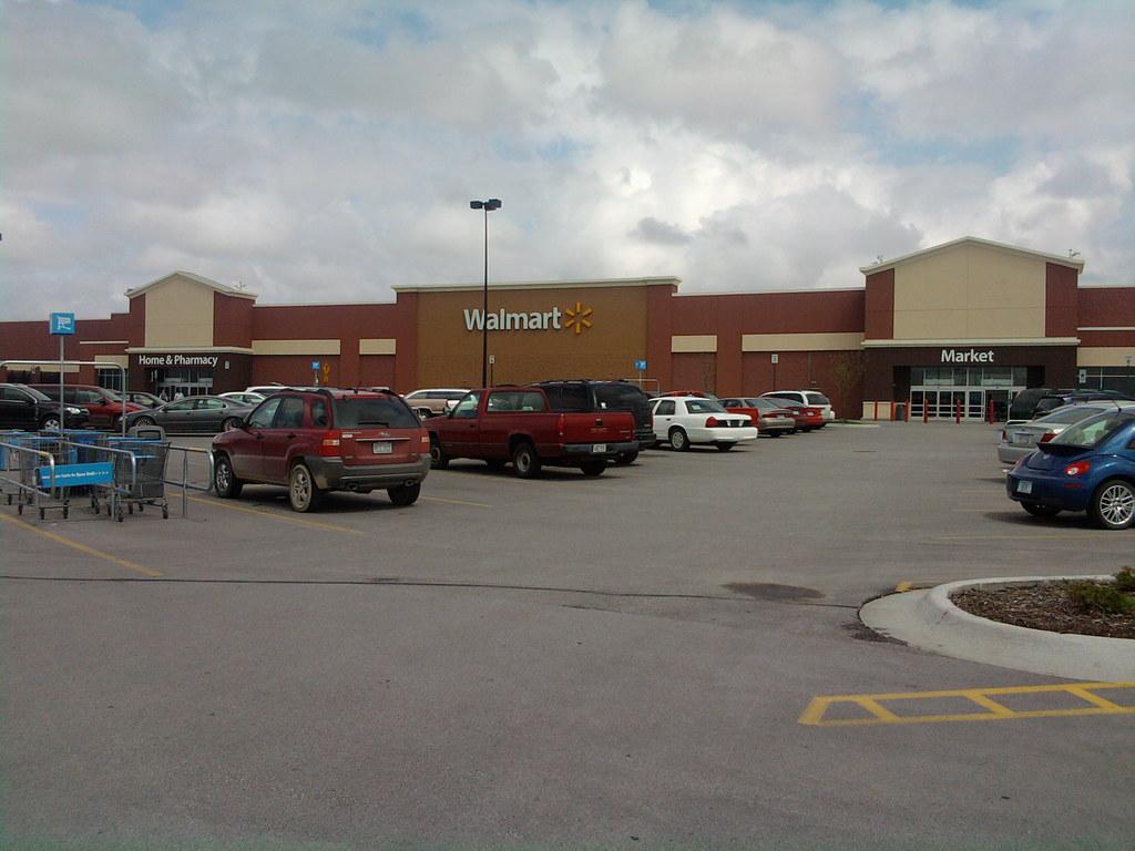 Wal Mart 84th Street Lincoln Nebraska Flickr