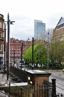 The Manchester Hilton from the Manchester Art Gallery | by Ben Sutherland