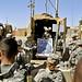 Briefing at Joint Base Balad, Iraq