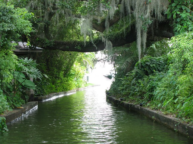 Butler Chain Of Lakes Orlando Canal Christine Flickr