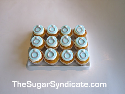 Engagement Ring Mini Cupcakes C The Sugar Syndicate Custom Flickr