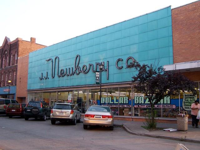 J J Newberry Co Store Owego Ny J J Newberry S Was