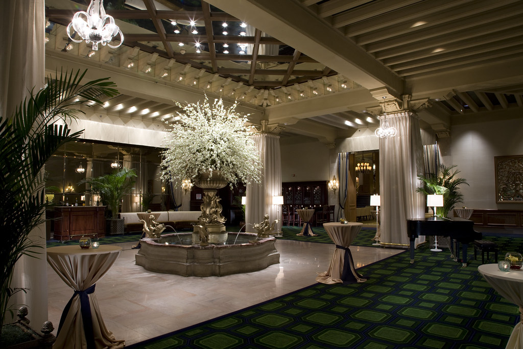 Palm Court Event Event At The Drake Hotel Chicago 39 S