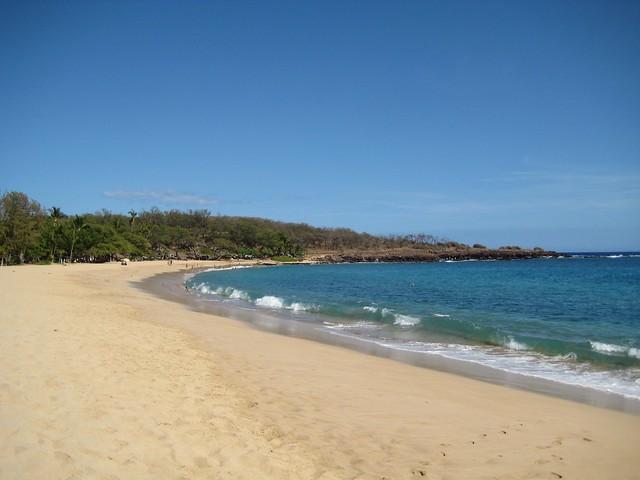 Hulopo'e Beach Park