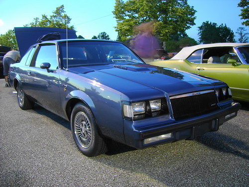 1984 Buick Regal T-Type   Lost in the 50s Cruise Night at Ma…   Flickr