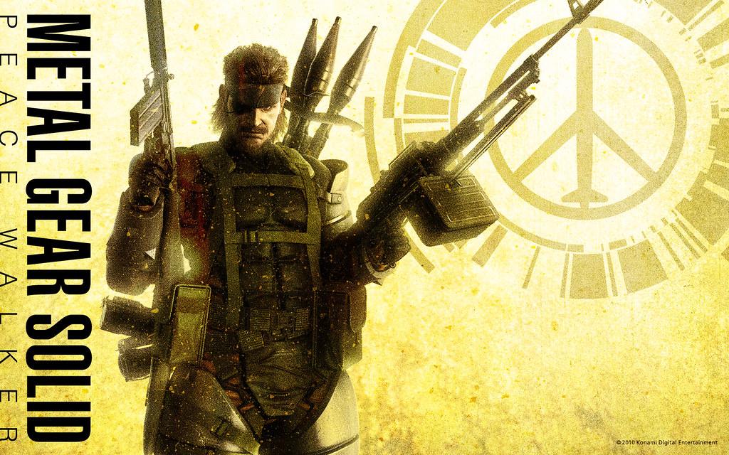 Metal Gear Solid Peace Walker Wallpapers Flickr