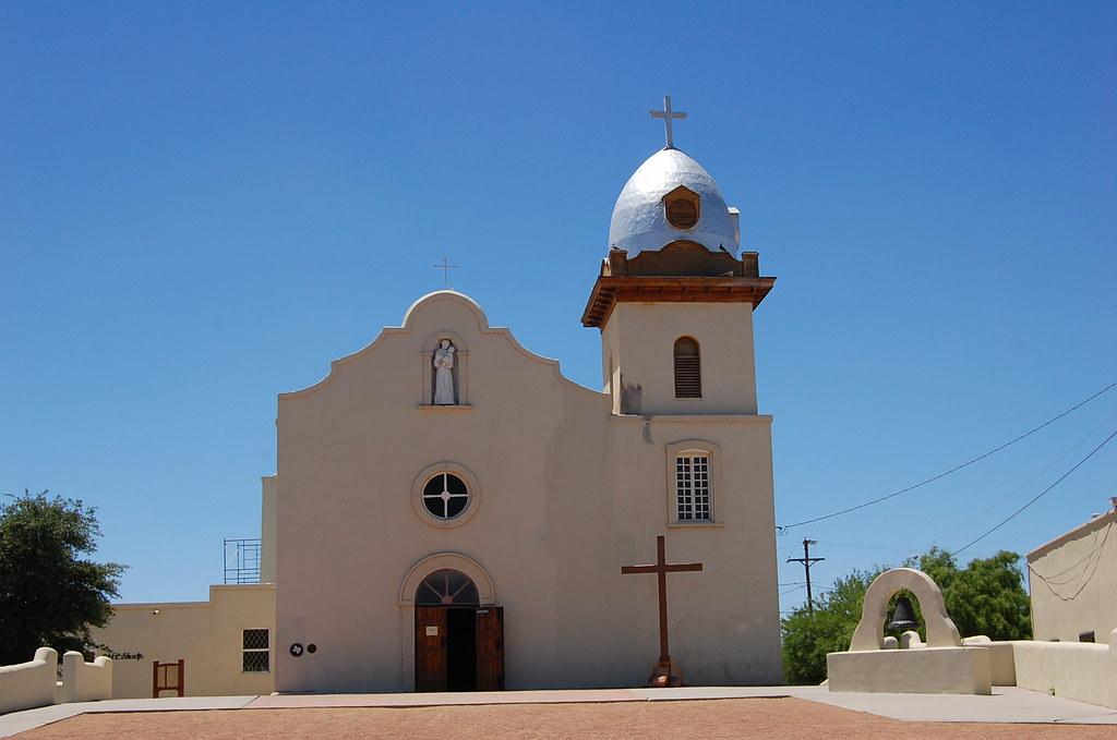 Ysleta Mission El Paso, Texas | Dave Villa | Flickr