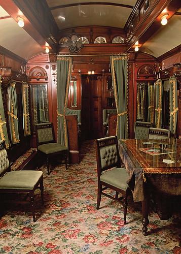 interior pullman private car adirondack museum flickr. Black Bedroom Furniture Sets. Home Design Ideas