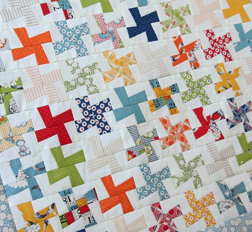 Baby Quilt | by cluckclucksew