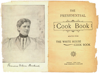 The Presidential Cook Book 1895 Page 000BC | by Eudaemonius