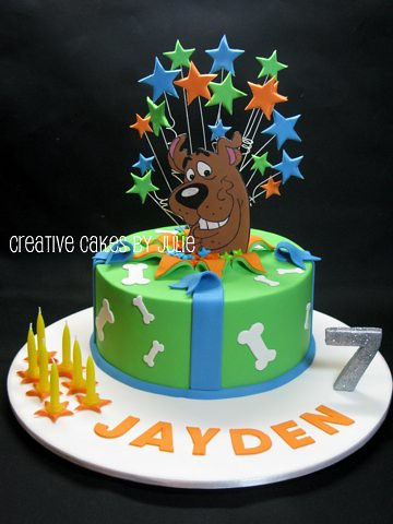 Scooby Doo Cake I Guess You Could Say This Isn T In My