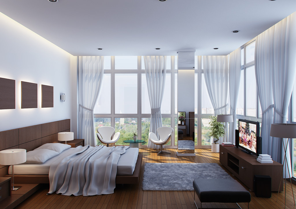 Bedroom designed by vu dang khoi jinkazamah flickr for Beautiful houses interior tumblr