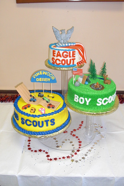 Cake Ideas For Boy Scouts : Flickr - Photo Sharing!