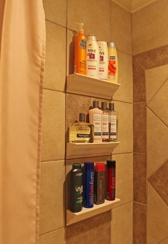 Ceramictile Crown Molding Shampoo Storage Mark Daniels Flickr
