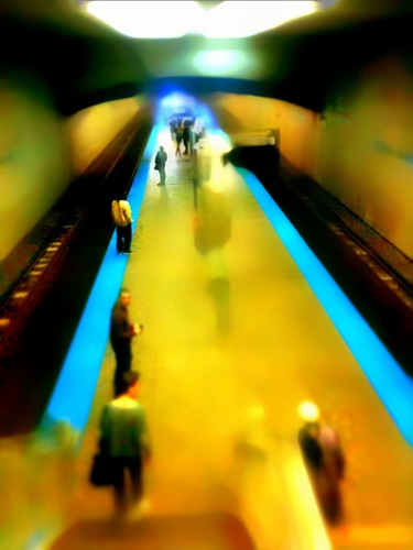 Blue Line | by Jaime Ferreyros - iphoneographer