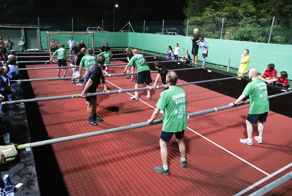 human table soccer jbn sports fest 2010 menschenkicker t e r w i n flickr. Black Bedroom Furniture Sets. Home Design Ideas