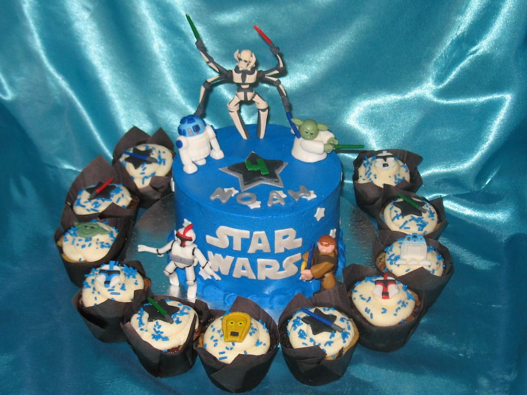Cupcake Cake Wars
