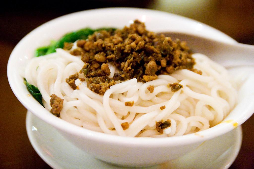 Dan Dan Noodles w/Chilli Minced Pork | Szechuan Gourmet ...
