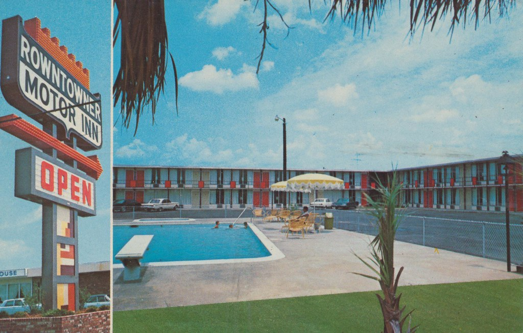 Rowntowner Motor Inn - Manning, South Carolina