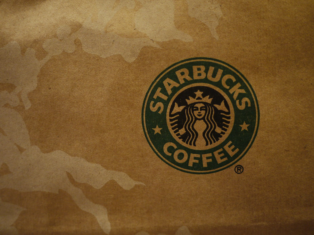 Starbucks Wallpaper : Hey there, I make this picture by a ...