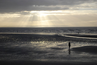 Crosby beach | by Sam the sham and the photos