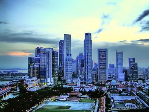 Singapore: Full Throttle on Innovation