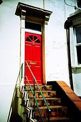 Red door by KimpyWoo
