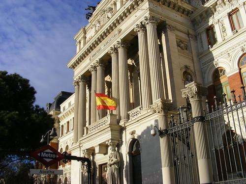 Ministerio de medio ambiente y medio rural y marino de esp for Ministerio de seguridad espana