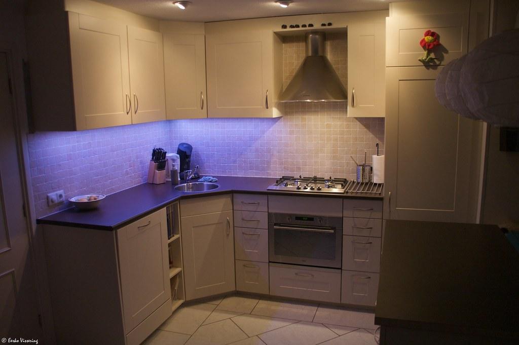 keuken led verlichting in aktie by eerko