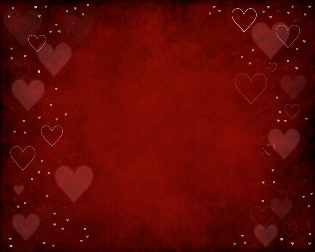 Beautiful Valentines Day Hearts Black and White Compilation