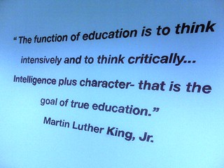 MLK Quote | by Editor B