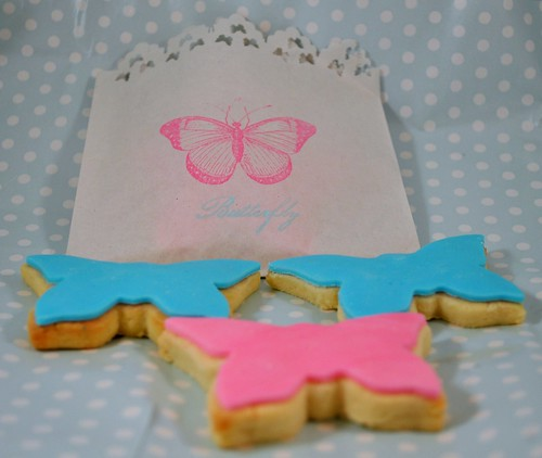 Butterfly cookies | by toriejayne