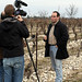 Jeremy in the vineyard