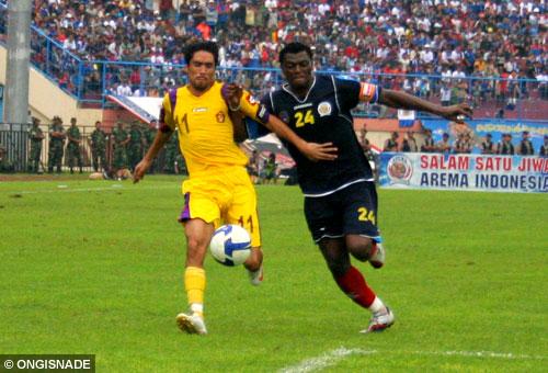 Arema Vs Indonesia: Arema Indonesia Vs Persik Kediri 3-0