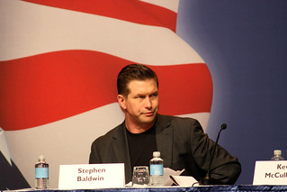 Stephen Baldwin | by Gage Skidmore