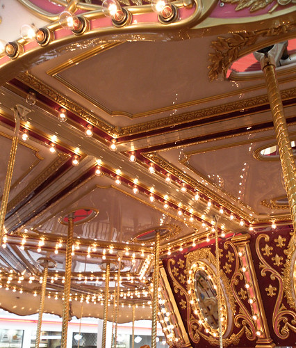 Carousel Lights And Sounds Kitchen