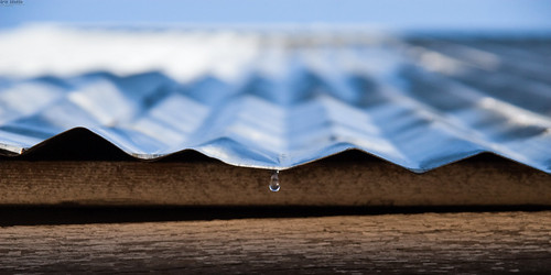 Melting Roof | by Orin Zebest