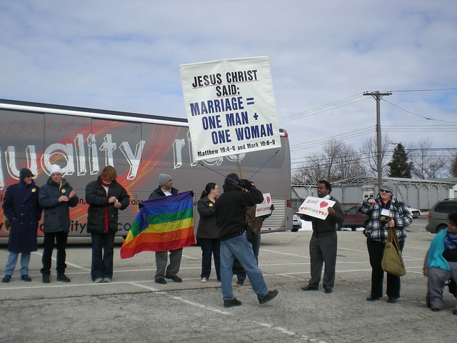 Valley Forge Christian College >> Equality Ride at Valley Forge Christian College | Flickr