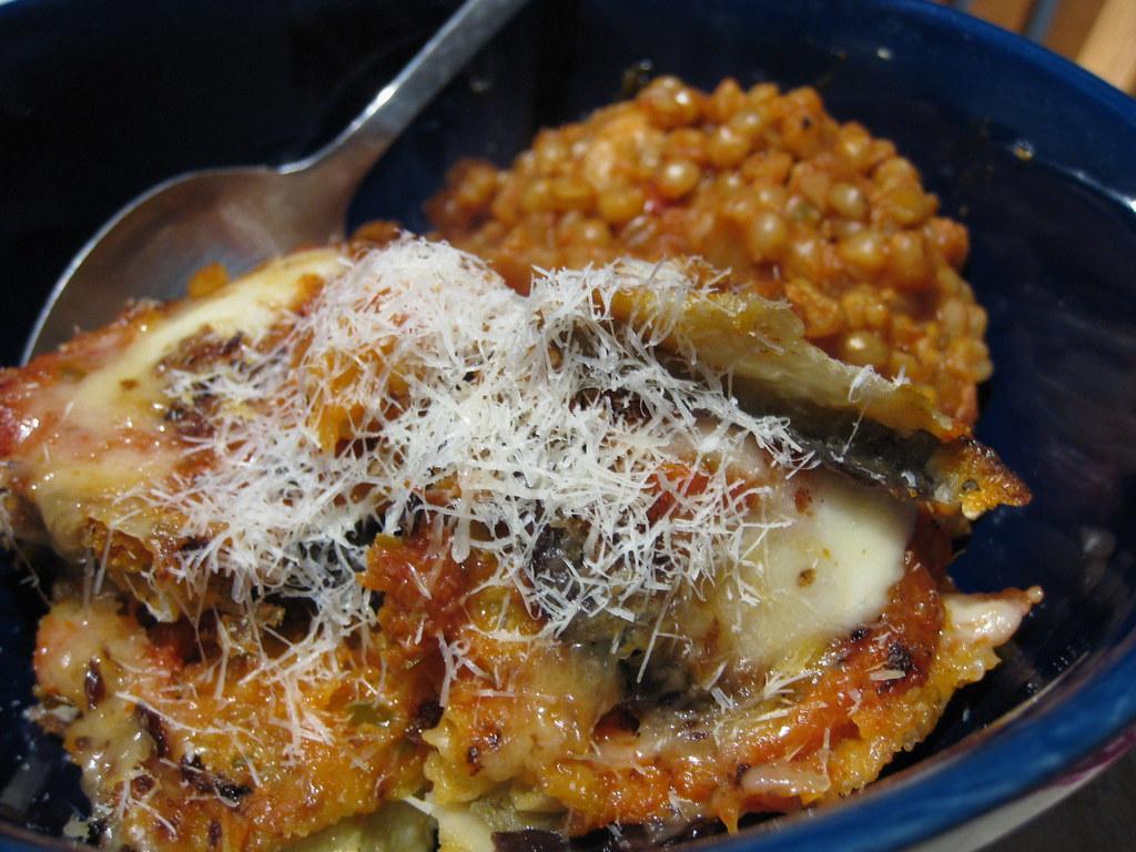 Eggplant Parmesan Recipe Food Network