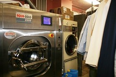 wet cleaning machines | by WNPR - Connecticut Public Radio