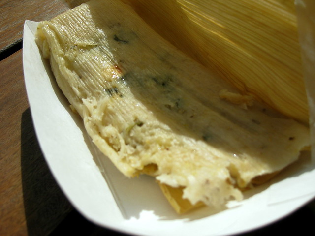 Swiss Chard Tamales Recipe — Dishmaps